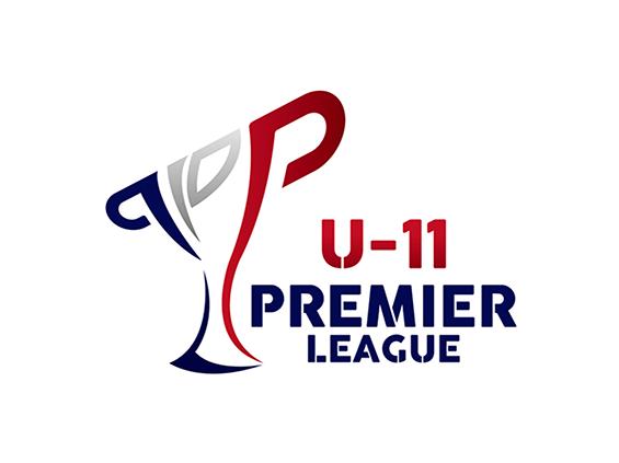 プレミアリーグU-11群馬大会のロゴ画像です。