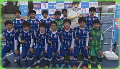 U-12(小学生)チームの紹介画像です。